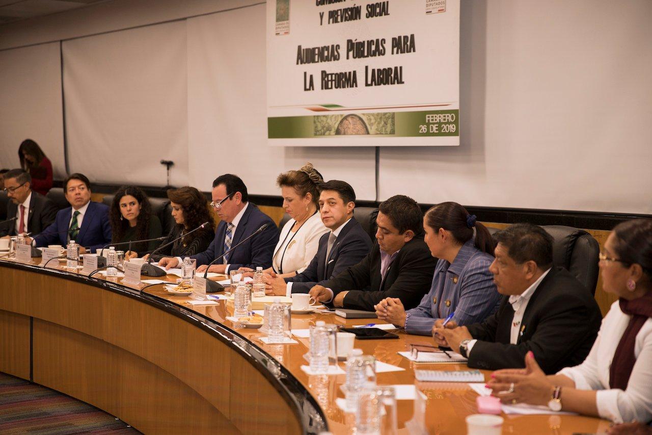 Tribunales del país  comprometidos con  reforma laboral
